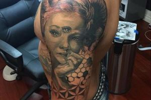 Photo #3: Golden State Tattoo expo