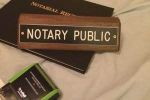 Photo #1: Notary Service Seven Days a Week!