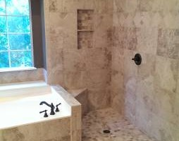 Photo #1: Armatino Contracting specializing in Bathroom remodeling