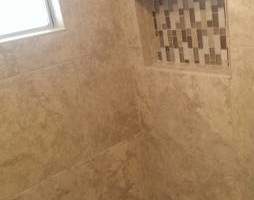 Photo #2: Armatino Contracting specializing in Bathroom remodeling