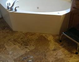 Photo #8: Armatino Contracting specializing in Bathroom remodeling