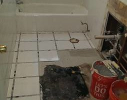 Photo #10: Armatino Contracting specializing in Bathroom remodeling
