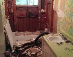 Photo #20: Armatino Contracting specializing in Bathroom remodeling