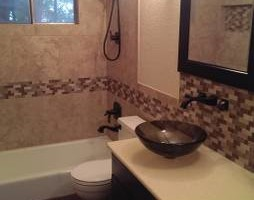 Photo #21: Armatino Contracting specializing in Bathroom remodeling