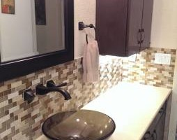 Photo #22: Armatino Contracting specializing in Bathroom remodeling
