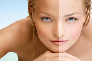 Photo #1: All Natural Cosmeceutical Spray on Tanning services $35