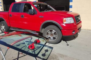 Photo #1: Mobile C&A Auto Glass Replacement and Repair