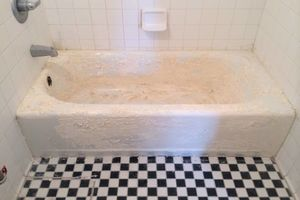 Photo #1: Reglazing-Tub Reglazing- Bathtub...