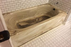 Photo #6: Reglazing-Tub Reglazing- Bathtub...