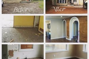 Photo #2: Contractor, painter, carpenter, sheetrock, tape and float