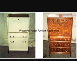 Photo #5: Furniture wood refinishing, fix, repair antique piano