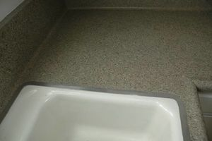 Photo #7: Countertop Re-Finishing to Stone Effect Bathtub Refinishing