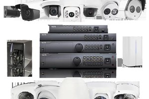 Photo #2: Commercial Security Camera Installers - $79 per Camera Install