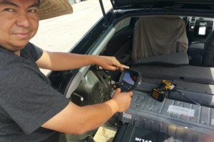 Photo #1: Prius hybrid battery repair (reconditioning)
