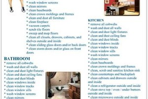 "Photo #1: One ""N"" Done Cleaning Service / COVERING CHICAGO & SUBURBAN"
