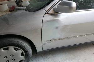 Photo #2: Prep & Paint Mobile Bumper Repair Service...FREE ESTIMATES