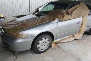 Photo #1: Prep & Paint Mobile Bumper Repair Service...FREE ESTIMATES