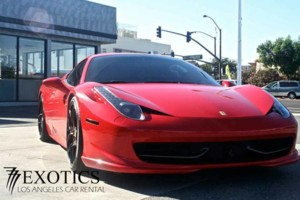 Photo #7: Exotic and luxury car rental SPECIALS!