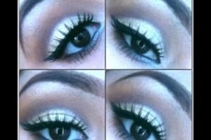 Photo #3: Makeup artist - $50 includes false eyelashes
