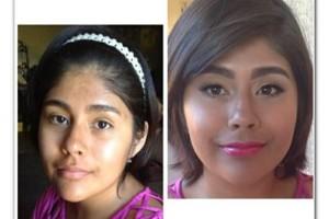 Photo #4: Makeup artist - $50 includes false eyelashes