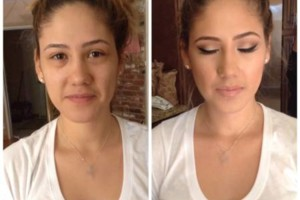 Photo #7: Makeup artist - $50 includes false eyelashes