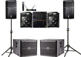 Photo #18: DJ SOUND SYSTEM AVAILABLE FOR SMALL AND LARGE EVENTS