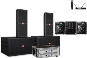 Photo #8: DJ SOUND SYSTEM AVAILABLE FOR SMALL AND LARGE EVENTS