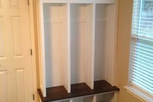 Photo #7: Skilled Finish  Land Crafted Carpentry - Built-ins - Credenzas - Kitchen Cabinets