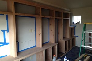 Photo #4: Skilled Finish  Land Crafted Carpentry - Built-ins - Credenzas - Kitchen Cabinets