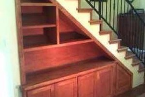 Photo #2: Skilled Finish  Land Crafted Carpentry - Built-ins - Credenzas - Kitchen Cabinets