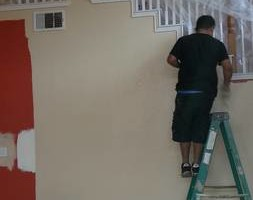 Photo #3: EXTERIOR AND INTERIOR PAINT