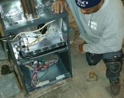 Photo #1: Daniels HVAC CO. AIR CONDITIONING , HEATING, PLUMBING, ELECTRICAL