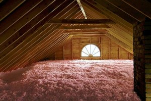 Photo #2: BLOWN INSULATION