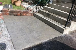 Photo #2: Free concrete estimate