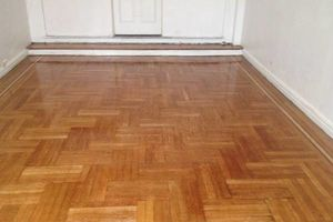 Photo #2: Hardwood Refinishing for less