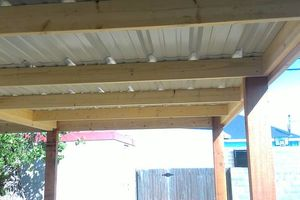 Photo #2: Interior trim carpenter, decks, fences and more