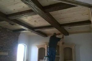 Photo #6: Interior trim carpenter, decks, fences and more