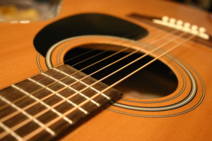 Photo #1: Natural guitar/songwriting lessons