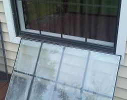 Photo #2: Window pane replacement