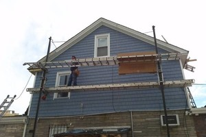Photo #4: SEAMLESS GUTTER, ROOFING, SIDING and more!