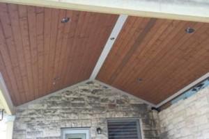 Photo #4: Decks, patio covers, pergolas, siding!