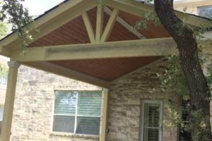 Photo #5: Decks, patio covers, pergolas, siding!