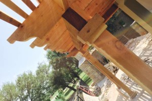 Photo #6: Decks, patio covers, pergolas, siding!