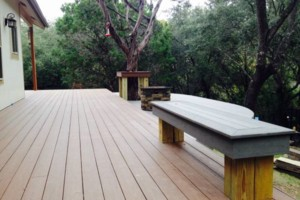 Photo #18: Decks, patio covers, pergolas, siding!