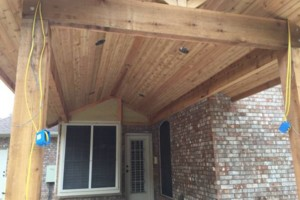 Photo #20: Decks, patio covers, pergolas, siding!