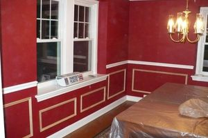 Photo #2: EXPERT PAINTER/ WALLPAPER HANGER WITH 20 YEARS EXPERIENCE