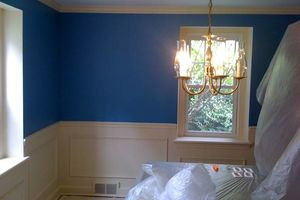 Photo #1: EXPERT PAINTER/ WALLPAPER HANGER WITH 20 YEARS EXPERIENCE