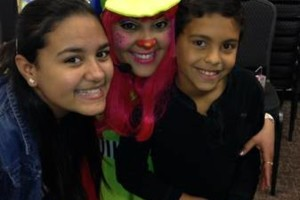 Photo #1: CLOWN FOR BIRTHDAY PARTY, FACE PAINTING, BALLOON TWISTING