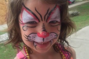 Photo #1: FACE PAINTING : )