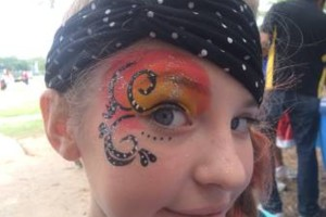 Photo #4: FACE PAINTING : )